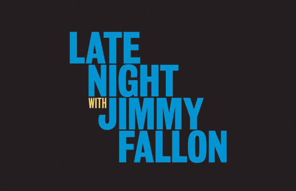 `Late Night with Jimmy Fallon` (NBC logo)