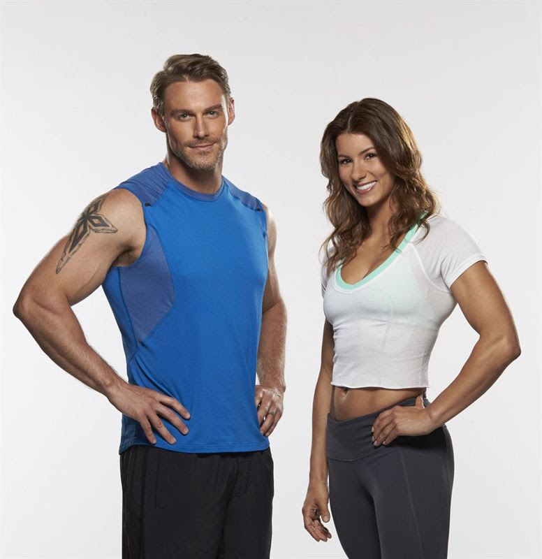 Jessie Pavelka and Jennifer Widerstrom join `The Biggest Loser.` (NBC photo)
