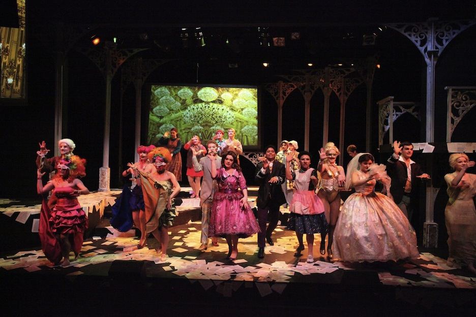 NU Theatre staged the hit Stephen Sondheim and James Lapine musical `Into the Woods` this past spring. During its upcoming season, NU Theatre will present two new musicals: `Curtains` and `Bat Boy: The Musical,` as well as several comedies, dramas and a short play festival.