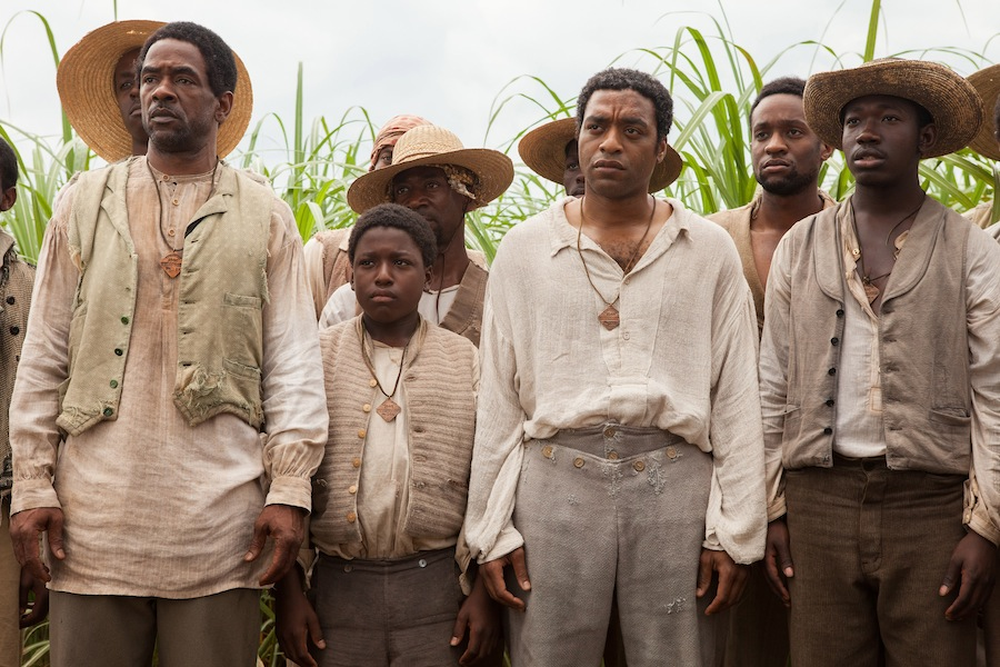Best motion picture of the year nominee `12 Years a Slave` (Fox Searchlight). (photo courtesy of Fox Searchlight/Francois Duhamel)