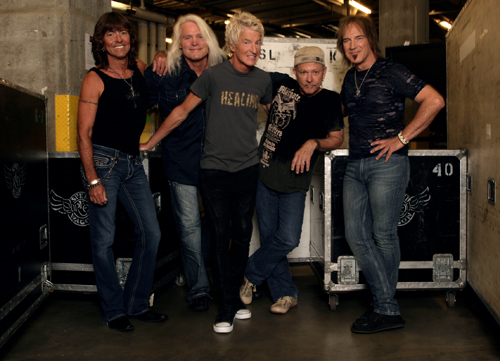 REO Speedwagon performs Tuesday at Artpark in Lewiston.