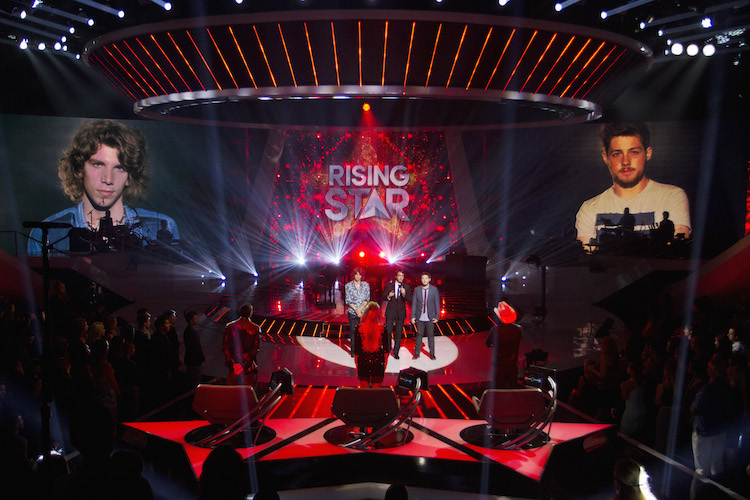 `Rising Star`: The finale episode of ABC's groundbreaking reality series aired Sunday, Aug. 24. (ABC photos by Adam Rose)