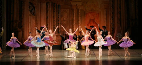 Russian National Ballet Theatre (photo courtesy of UBCFA)
