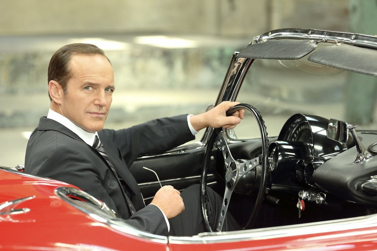 `Marvel's Agents of S.H.I.E.L.D.`: Clark Gregg as Agent Phil Coulson. (ABC photo by Bob D'Amico)