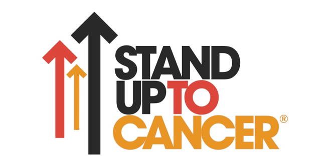 `Stand Up To Cancer` (submitted logo)