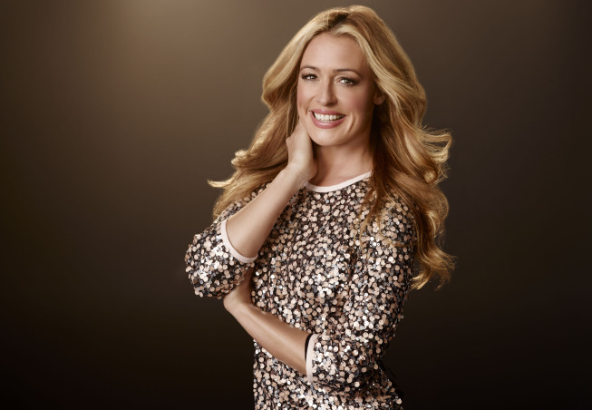 `So You Think You Can Dance`: Cat Deeley hosts the competition on FOX. (FOX photo by Mathieu Young)