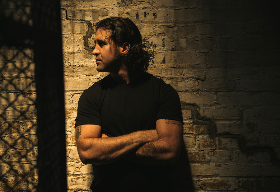 Scott Stapp (photo by Jeremy Cowart)