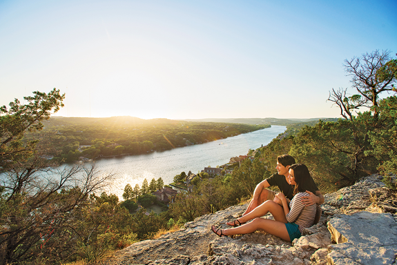 Travelzoo predicts Texas Hill Country to be a top deal destination in 2015. (photo by Austin Convention & Visitors Bureau)