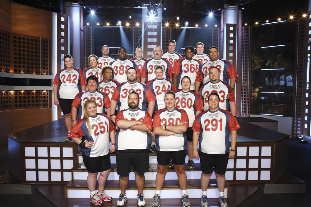 `The Biggest Loser: Glory Days` (NBC photo)