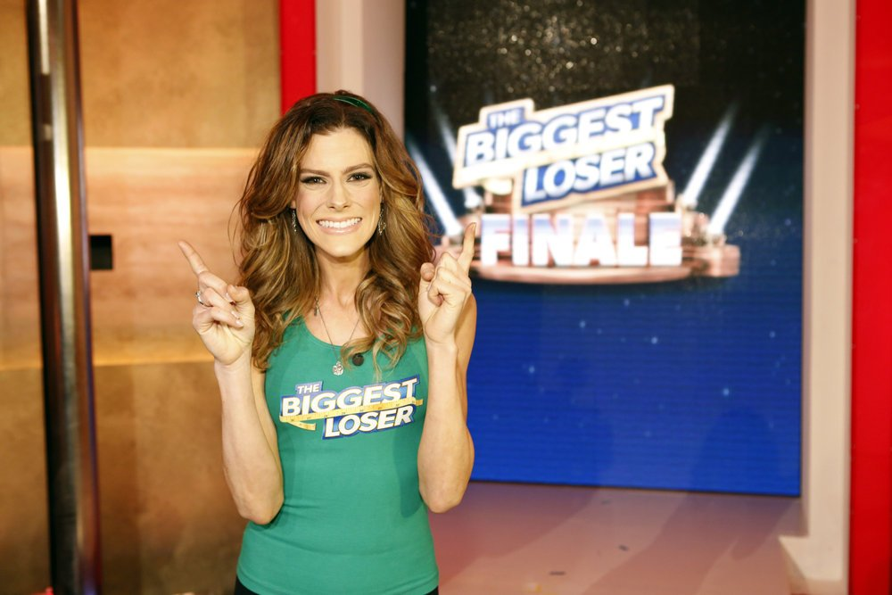 `The Biggest Loser` `Live Finale`: Rachel Frederickson is the winner. (NBC photo by Trae Patton)