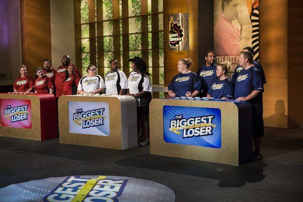 `The Biggest Loser` contestants will bid on gym equipment this week. (NBC photo)