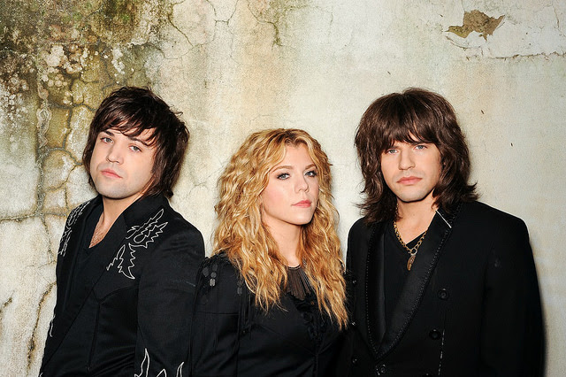 The Band Perry will perform as part of this year's Super Bowl festivities. (photo by David McClister)