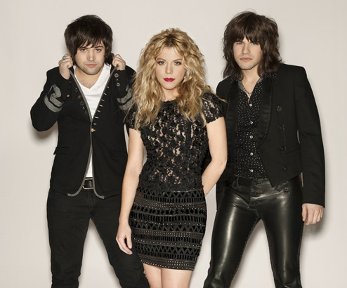 The Band Perry performs Saturday at Darien Lake. (photo by David McClister)