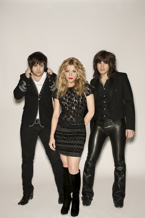 The Band Perry (photo by David McClister)