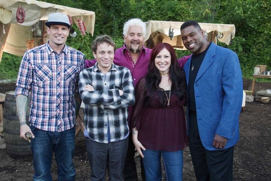Team Guy (Food Network photo)