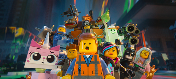 `The Lego Movie,` from Warner Bros. Pictures, Village Roadshow Pictures and Lego System A/S. A Warner Bros. Pictures release. (photo ©2014 WARNER BROS. ENTERTAINMENT INC.)