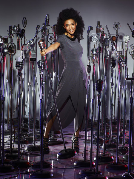 Judith Hill (NBC photo by Chris Haston)