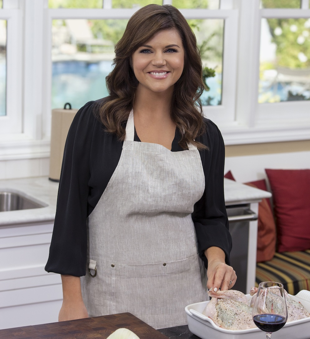 Tiffani Thiessen stars in `Dinner at Tiffani's.` (Photo courtesy of Cooking Channel)