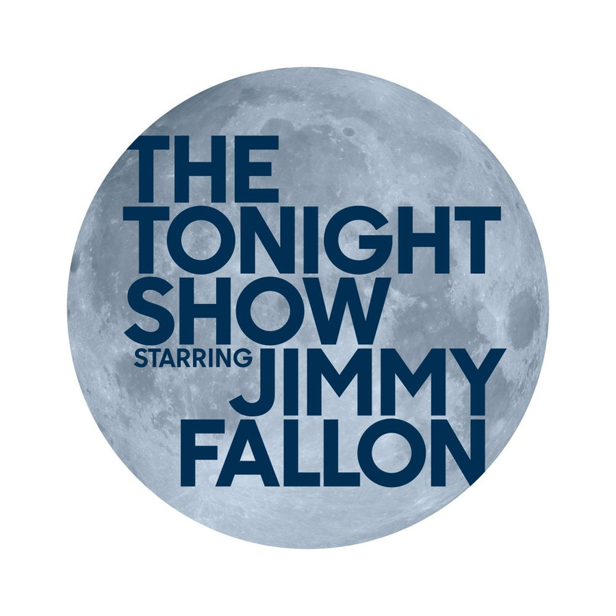 `The Tonight Show Starring Jimmy Fallon` (NBCUniversal logo)