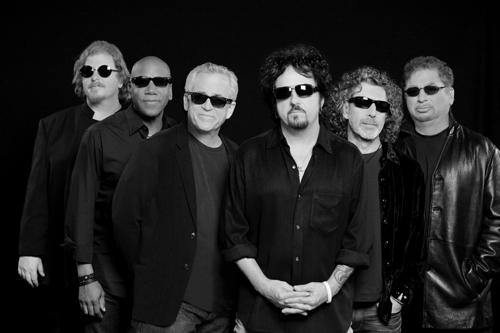 Interview: TOTO is rock royalty (