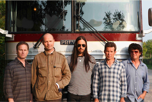 The Tragically Hip is returning to Buffalo.