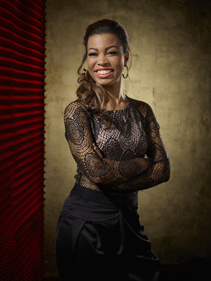 """The Voice"": India Carney (NBC photo by Paul Drinkwater)"