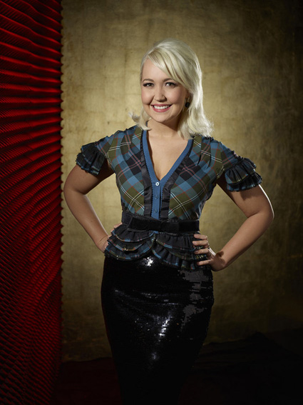 """The Voice"": Meghan Linsey (NBC photo by Paul Drinkwater)"