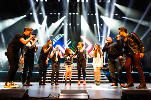 """The Voice Live"" Tour"