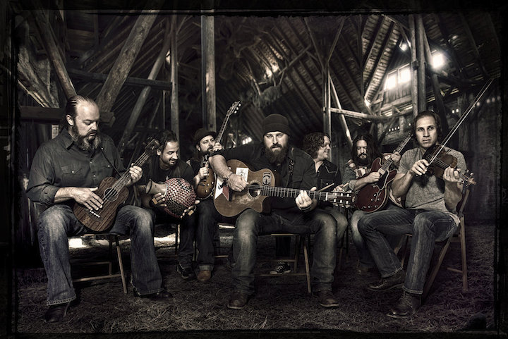 Zac Brown Band (NBC photo)