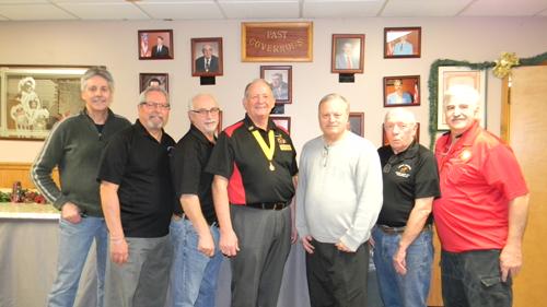 Moose International brass visit Lewiston