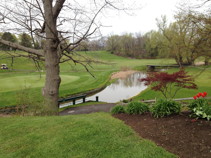 Pictured is the Niagara Frontier Golf Club course. (File photo)