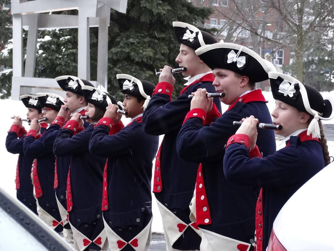Plymouth Fife and Drum Corps