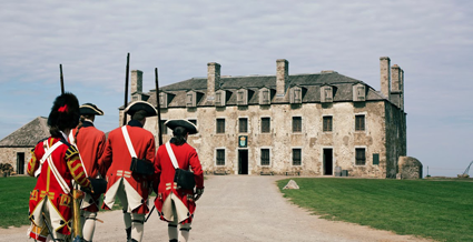 British redcoats will be on the ground at Old Fort Niagara's