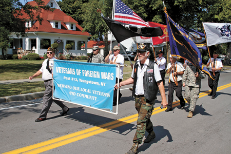 Local organizations will again participate in the Youngstown Labor Day Parade. (Photo courtesy of pyrba.org)