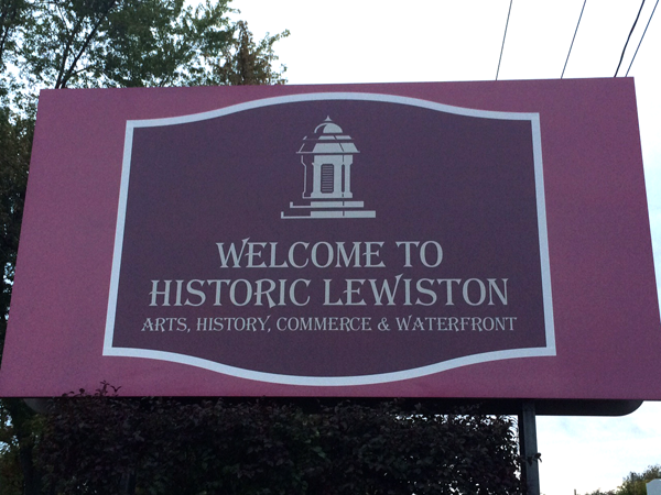 The Village of Lewiston