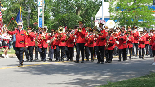 The Memorial Day parade will return.