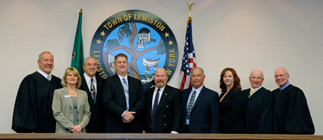 Elected leaders in the Town of Lewiston.