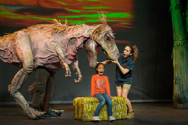 Erth Visual & Physical Inc., `Dinosaur Zoo Live` (Images provided by the University at Buffalo)