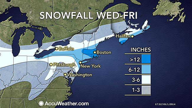 AccuWeather.com graphic.