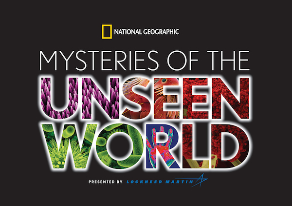 `Mysteries of The Unseen World`