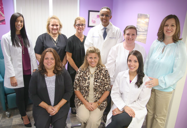 The staff of Roswell Park Hematology Oncology of Niagara.