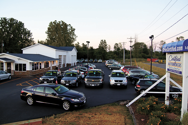 Certified Autobrokers has undergone a 2,200-square-foot expansion at its location, at 1693 Grand Island Blvd.