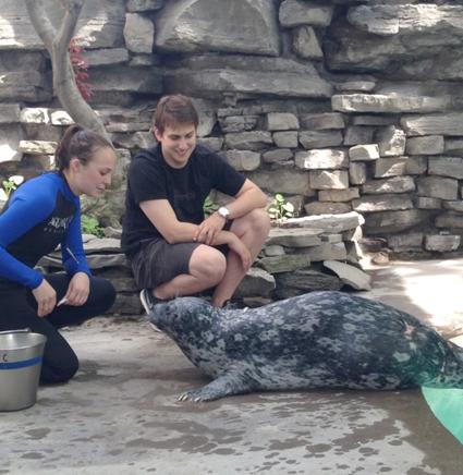 Aquarium Of Niagara New Fall Hours New Program Prices