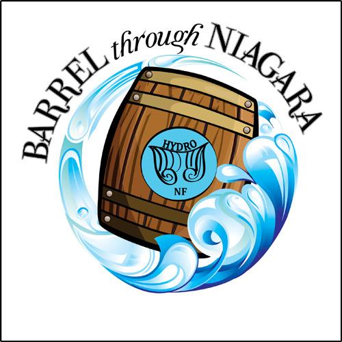 barrel through niagara with public art in niagara falls rh wnypapers com niagara falls clipart black and white niagara falls clipart black and white