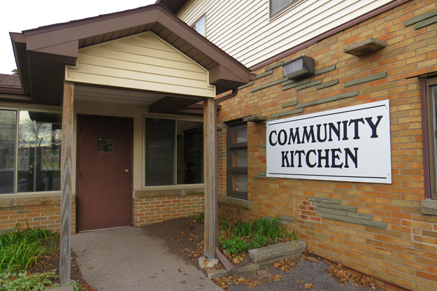 The Community Kitchen at Community Missions.