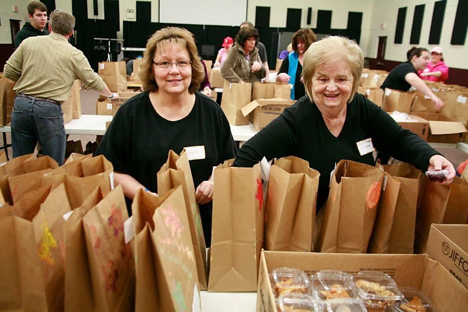 Niagara Gospel Rescue Mission Opens Thanksgiving Dinner