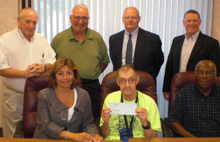 Opportunities Unlimited of Niagara is the proud recipient of a $2,000 Guillemont Memorial Grant from the Niagara Falls Episcopal Urban Ministry.