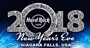 Hard Rock Cafe, Niagara Falls, USA hosts New Year's Eve ...