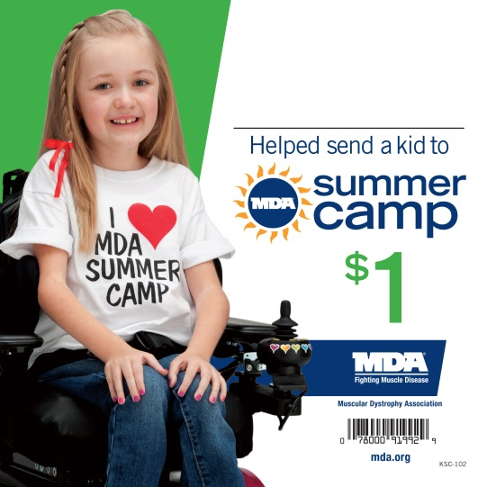 Muscular Dystrophy Association summer camp (Submitted image)