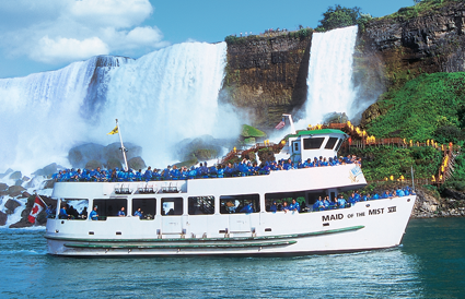 The Maid of the Mist (Submitted photos)